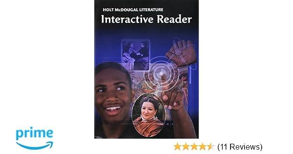 Holt mcdougal literature interactive reader grade 6 holt mcdougal holt mcdougal literature interactive reader grade 6 holt mcdougal 9780547619309 amazon books fandeluxe Choice Image