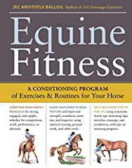 Get your horse in shape and maintain his overall fitness, regardless of his age or abilities. Equine Fitness will have your horse looking and feeling his best with a series of fun exercise routines specifically designed to enhance his strengt...