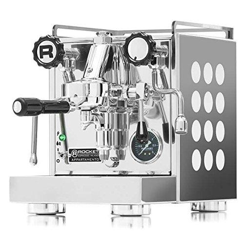 Zweikreiser-Espresso Siebträgermaschine Rocket Espresso-Appartamento