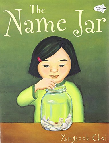 The Name Jar by Yangsook Choi (1-Oct-2003) Paperback (Jar Name)