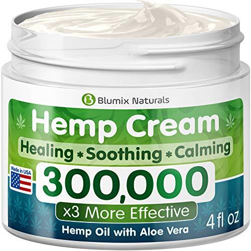Hemp Cream for Pain