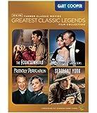 TCM Greatest Classic Films: Legends - Gary Cooper (4FE)