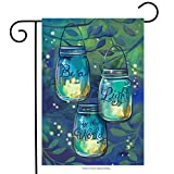 Briarwood Lane Be A Light Spring Garden Flag Inspirational Candles...