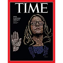 Time Magazine (October 15, 2018) Her Lasting Impact Christine Blasey Ford Cover