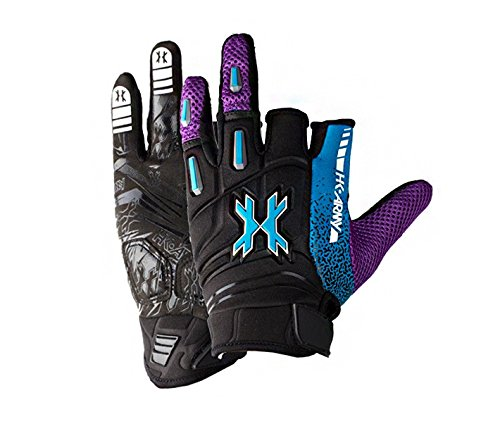 HK Army Paintball 2014 Pro Gloves (Arctic, X-Large)