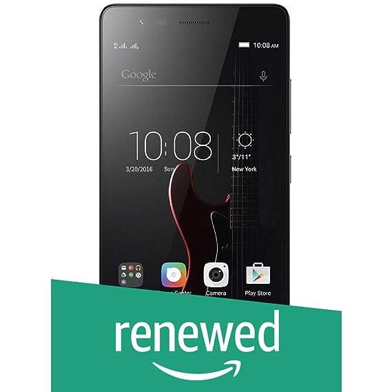 (Renewed) Lenovo Vibe K5 Note A7020a48 (Grey, 64GB)