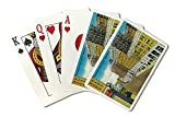 Metropolitan Center, Seattle (Playing Card Deck - 52 Card Poker Size with Jokers)