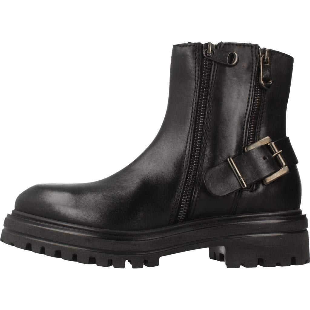 Stiefelleten Stiefel Damen, Damen, Damen, Farbe Schwarz, Marke CAFEschwarz, Modell Stiefelleten Stiefel Damen CAFEschwarz FE137 Tronchetto Schwarz f9d9a1