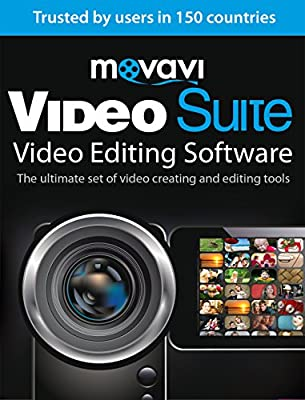 Movavi Video Suite 14 Video Editing Software Personal [Download]