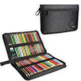 Teamoy 48 Slots Colored Pencil Case Pen Holder Large Deal (Small Image)