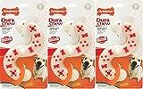 Nylabone DuraChew S Shape Bacon Souper (3 x 1pk), My Pet Supplies