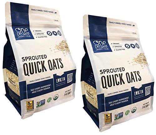 Best quick oats gluten free organic list