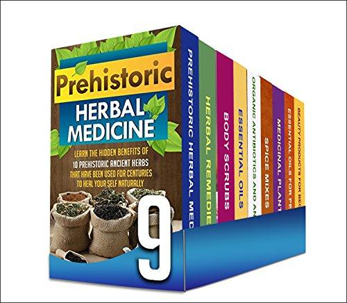 Herbal Medicine Powerful Benefits Remedies ebook product image
