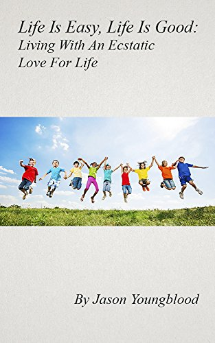 Life Easy Good Living ecstatic ebook product image