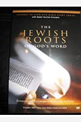 The Jewish Roots of God's Word (Journey to Zion) DVD-ROM