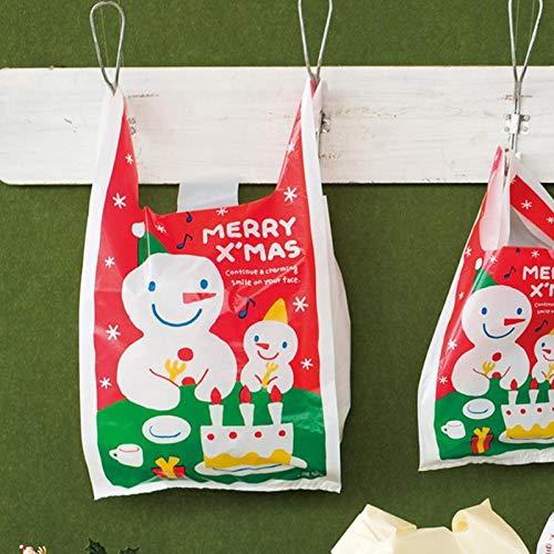 Candy Bag - 100pcs Lot 18 35 11cm Christmas Series Gift Diy Packaging Candy Bags Xmas Decoration Santa Sacks - Dish Clear Cotton Birthday Thank Wedding For Burton Blood Labels -