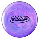 Innova Aero Mini Disc Golf Marker - Swirly Mini (ASSORTED COLORS) (Swirly Mini - 1 Mini Disc)