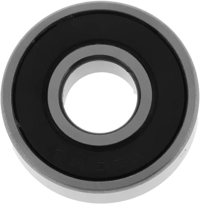 Rillenkugellager Hohe Geschwindigkeit Bis Zu 20000 Geschwindigkeit Ger/äuscharm 6202-2RS Hochgeschwindigkeitsfass