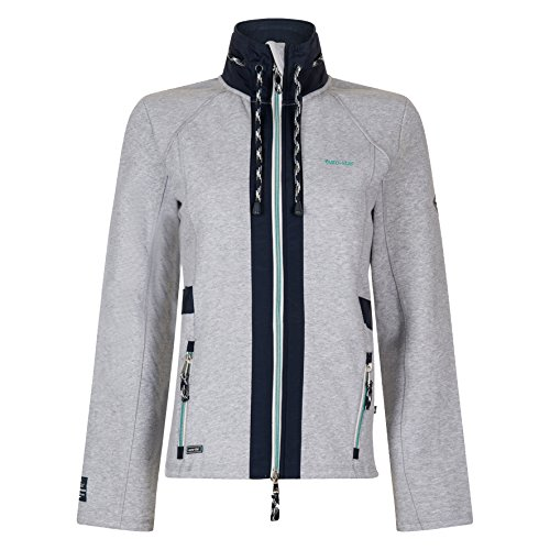 Eurostar - ladies sweat jacket with hood JENNA