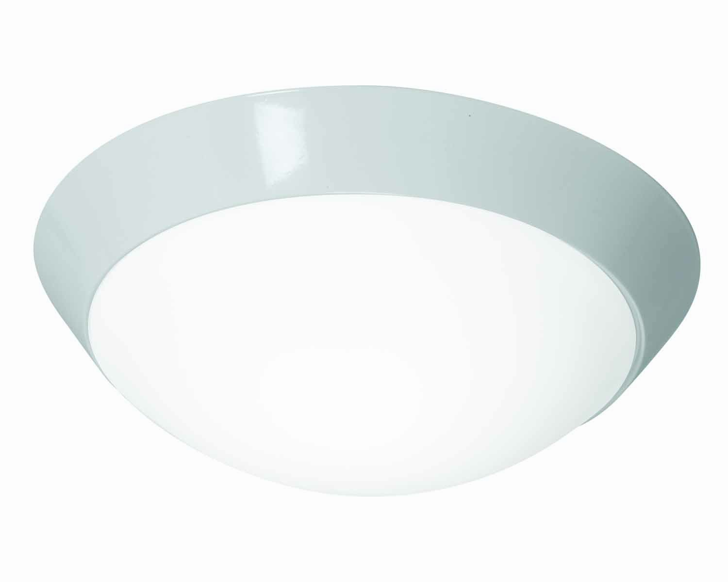 Wac lighting hr hl 4 low voltage new construction housing recessed can light - Amazon Com Access Lighting 20624 Bs Opl Cobalt 1 Light Flush Mount Brushed Steel With Opal Glass Home Improvement