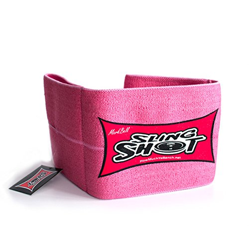 Reactive Slingshot by Mark Bell - Small/Medium, Pink