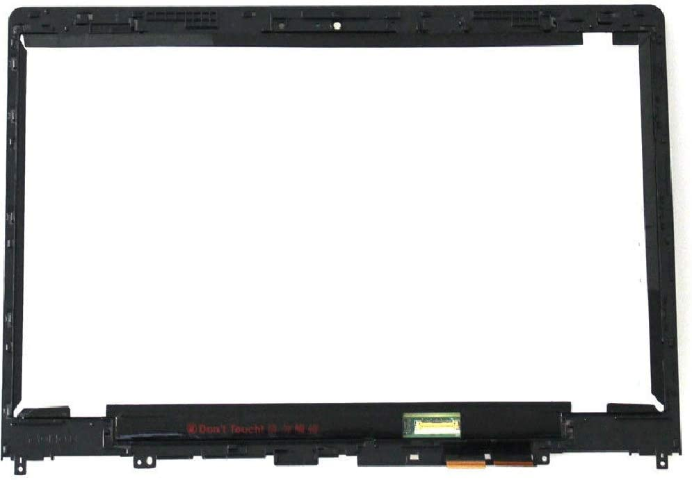 Expert-parts New Replacement 14.0'' FHD LCD Screen Touch Digitizer Assembly for Lenovo Ideapad Flex 4-14 1470 1480