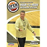 Open Practice: Championship Man-to-Man Defensive System