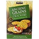 Kirkland Signature Ancient Grain Crackers, 50.75 Ounce
