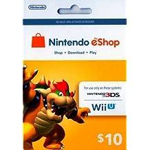 NINTENDO E-SHOP $10 CARD