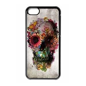 MEIMEIALICASE Diy Hard Shell Case Sugar Skull For iphone 6 4.7 inch [Pattern-1]MEIMEI