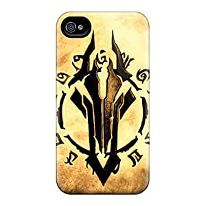 Cute Appearance Cover/tpu SfcvrEj4009nWqdn Darksiders Case For Iphone 4/4s