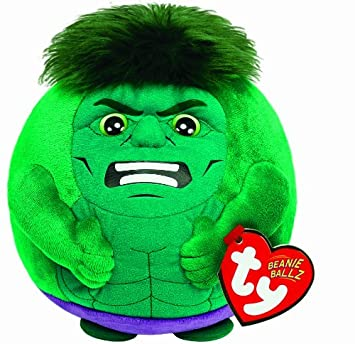 Ty Peluche Hulk (38063)