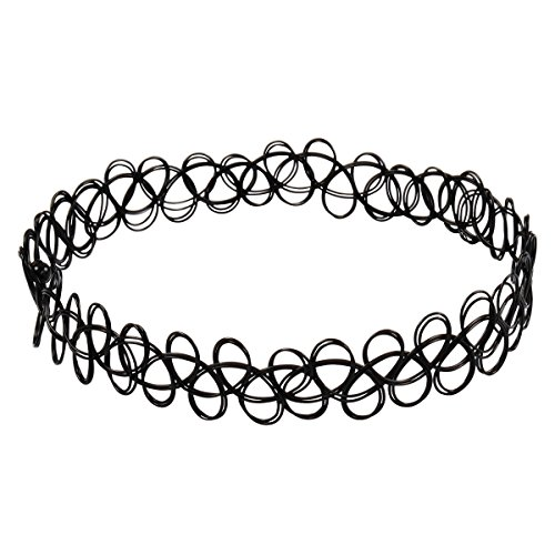 Jane Stone Choker Stretch Necklace product image