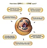Origenere - Hair Vitamins - For Hair Loss / Thinning Hair - 60 Tablets