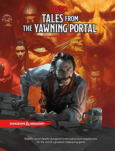 Tales From the Yawning Portal (Dungeons & Dragons) (Model Plastic Edition)