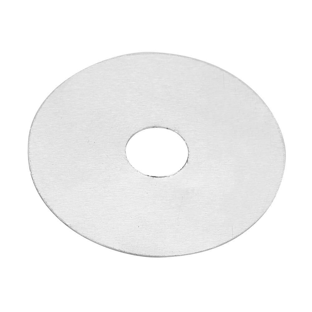 10 Pcs Cadran /Échelle Plaque Feuille Potentiom/ètre 0-100 Rotation Bouton de Contr/ôle Nitrip 10 Pcs Alliage MF-A03