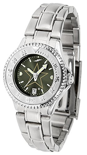 Linkswalker Vanderbilt Commodores Ladies' Competitor Steel Anochrome Watch