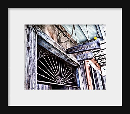 New Orleans picture Preservation Hall Photo 8x10 inch Print by Audra Edgington Fine Art (Image #1)