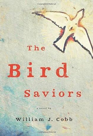 book cover of The Bird Saviors