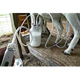 "Milk Machine Rechargable Goat, Sheep, Cow One Quart One Teat Milk One to Two Gallons Per Charge ""Patent Pending"""