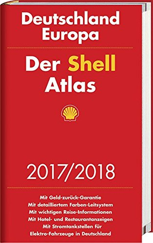 Shell Atlanten: Der Shell Atlas 2017/2018