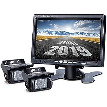 Amazon Com Zeroxclub Wireless Rear View Camera Kit 1080p