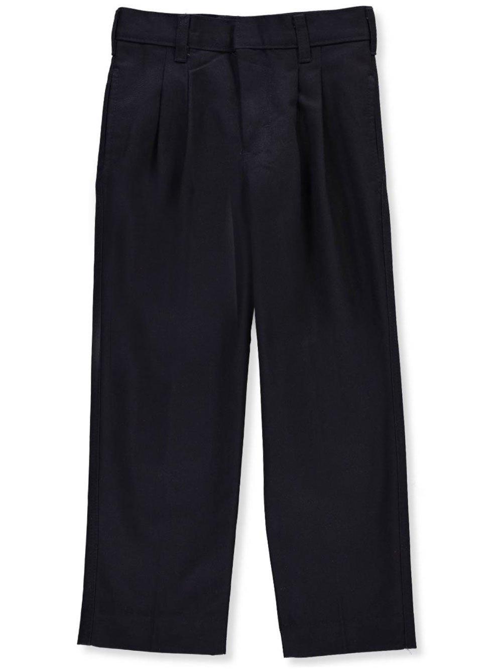 A+++++ Boys' Pleated Uniform Pants