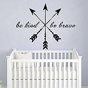 Dream Catcher Decal Feather Sticker Boho Dreamcatcher Wall Decals for Bedroom Nursery Hippie Decor Bohemian Bedding Art Ah120