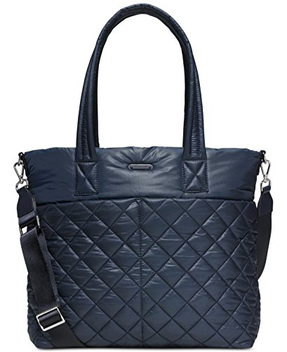 Large Quilted Tote Bag (MICHAEL Michael Kors Roberts Large Gym Tote)
