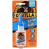 Gorilla 7805601 Super Glue, 20g