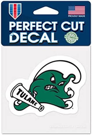 LSU Tigers Official NCAA 4x4 each-Perfect Cut Car Decal 2-Pack