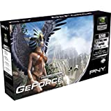 PNY GeForce 6200 Grafikkarte (AGP, 512MB GDDR2 Speicher, 64 bits, VGA, DVI, 1 GPU)