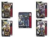 Transformers Generations Combiner Wars Bruticus Action Figure Set (Onslaught, Vortex, Brawl, Swindle and Blast Off) ...
