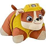Nickelodeon Paw Patrol Pillow Pets - Rubble the Construction Bulldog Stuffed Animal Plush Toy